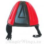 кожаный шлем для парашютистов